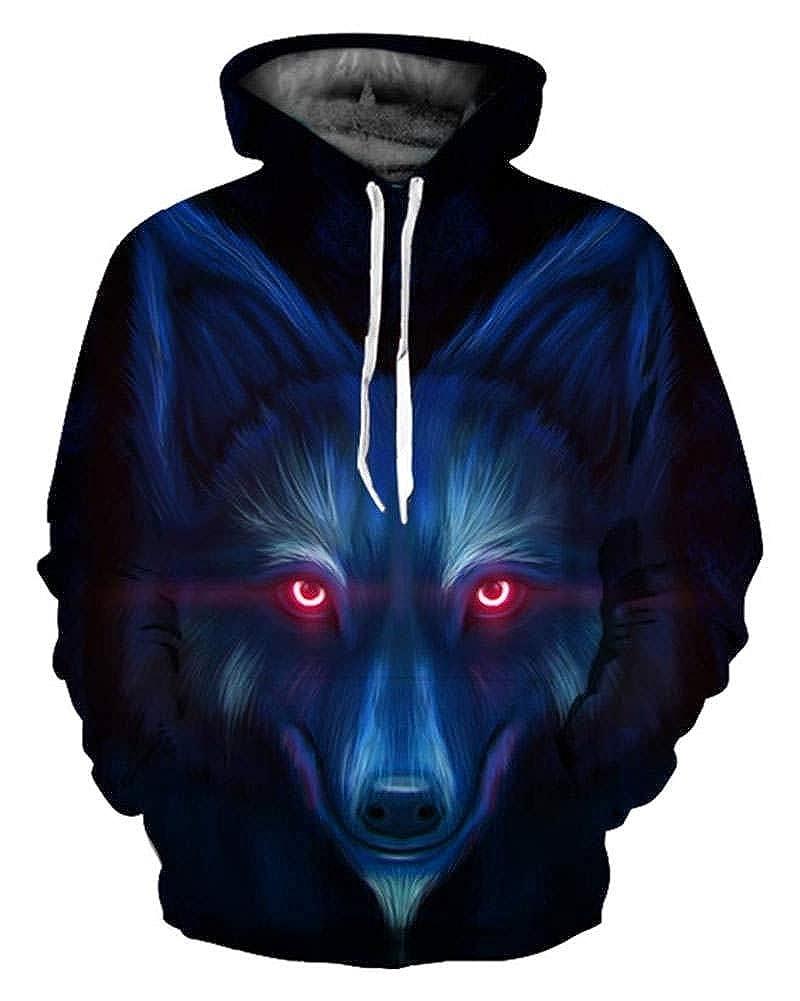 Chiclook Cool Unisex Hipster Hoodies Sweatshirt Hip Hop Pullover Tops Shirt