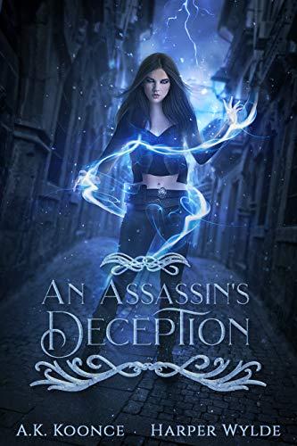 Image result for an assassins deception A.K. Koonce