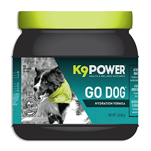 K9-Power Go Dog – Total Hydration and Performance Drink for Active Dogs – 1 Pound Review