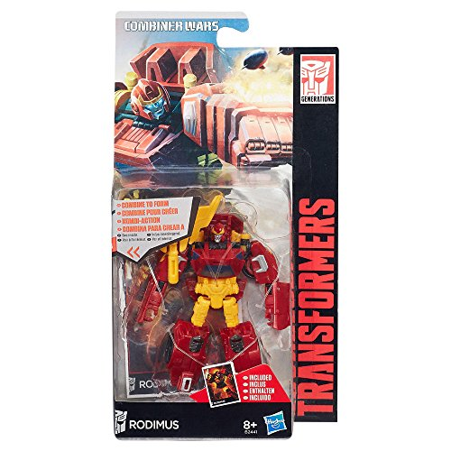 Transformers Hasbro Generations Combiner Wars Rodimus Legend Class