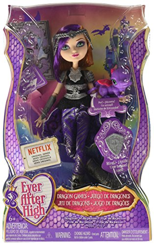 Ever After High Dragon Games Poppy OHair Doll
