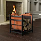 Panacea Products 15245 Mission Log Bin with Log