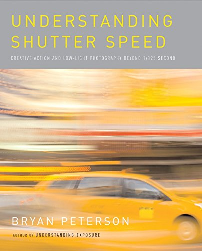 Understanding Shutter Speed: Creative Action and Low-Light Photography Beyond 1/125 Second (Camera Speed Shutter)