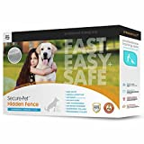 Hidden Dog Fence By Sit Boo Boo - Safe & Easy In-Ground or