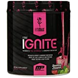 FitMiss Ignite 30 Servings, Strawberry Margarita, 7.4-Ounce