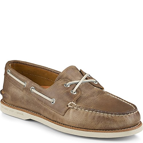 Gold Cup Authentic Original 2-Eye Boat Shoe Marrón
