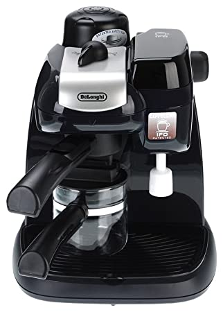 Find great deals for delonghi ec 680 4 cups espresso machine matt silver. Qty: 1, 2, 3. Buy it now. Delonghi ec 155 2 cups semi-automatic black.