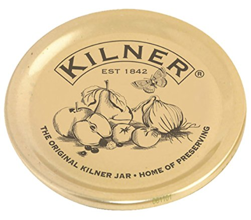 Kilner Canning Lid Seals, Pack of 12