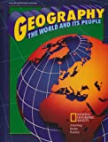 Geography the World and Its People, Richard G. Boehm and David G. Armstrong, 0028214854