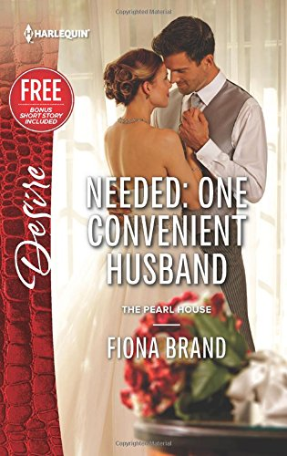 book cover of Needed: One Convenient Husband