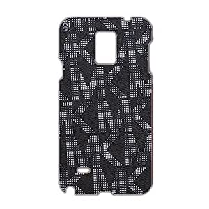 Michael Kors Logo Phone Case 3D Personalized Design Phone Back Case Cover for Samsung Galaxy Note 4 MK Logo