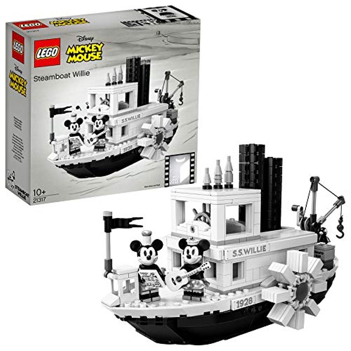 [해외] 레고(LEGO) 아이디어 증기선우리 디즈니 21317 블럭 장난감