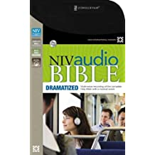 NIV, Audio Bible, Dramatized, Audio CD