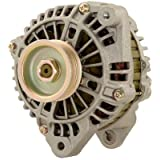 100% NEW ALTERNATOR FOR NISSAN QUEST VAN MERCURY VILLAGER VAN HD 125AMP 3.0 3.0L 182CI V6 ENGINE 1993 93 1994 94 1995 95 1996 96 1997 97 1998 98 *ONE YEAR WARRANTY*