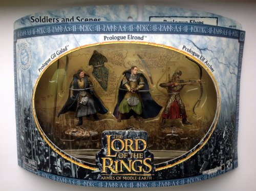 Lord of the Rings Armies of Middle Earth Soldiers And Scenes Prologue -