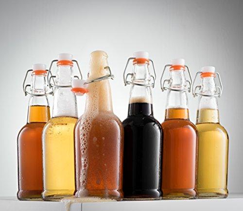 reusable glass soda bottles - 6