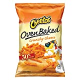 Cheetos Oven Baked Crunchy Cheese Flavored Snacks, 7.65 Ounce