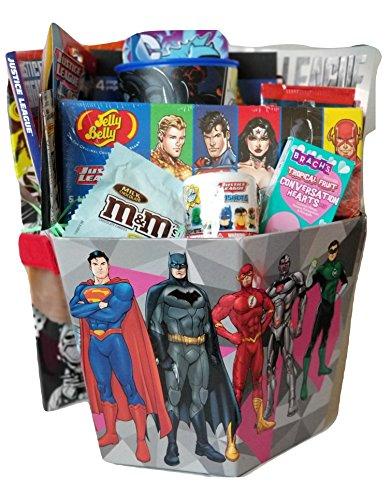 Justice League Activity Theme Bundle Gift Set