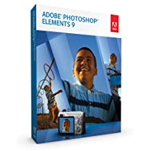 Adobe Photoshop Elements 9 (Win/Mac)  [OLD VERSION]