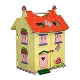 Fantasy Fields - Magic Garden Hand Carry Doll House
