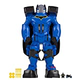 Imaginext FGF37 Bat Bot Xtreme, 2 ft Tall Batman Toy Figure with Voice Changer, Lights and Dart Launcher Suitable From 3 Year Old
