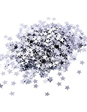 EBOOT Graduation Star Confetti Star Table Confetti Metallic Foil Stars Sequin for Graduation Party Wedding Decorations, 30 Grams/ 1 Ounce