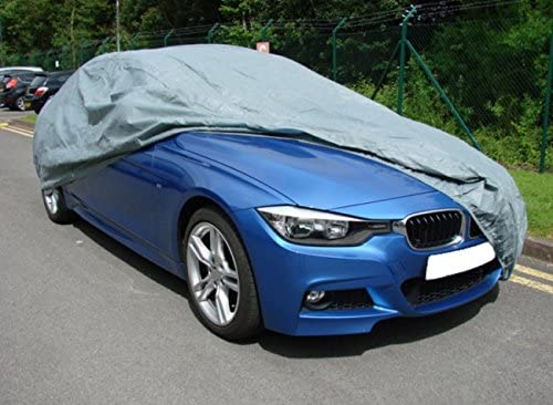 COTTON LINED RHINO AUTO RENAULT CAPTUR 13-ON FULLY WATERPROOF CAR COVER