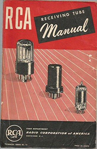Series Radio Manual (Rca Receiving Tube Manual Technical Series Rc-15)