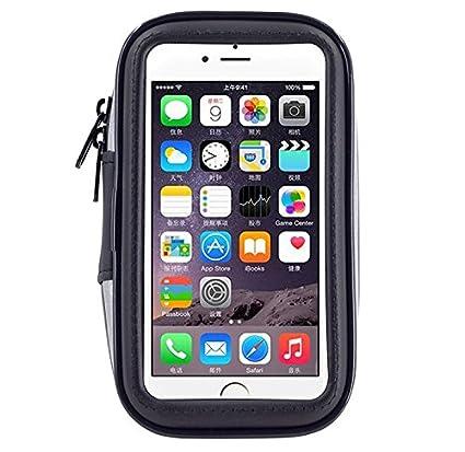 quality design 65603 21191 Premium Bike Mount Waterproof GPS Case Bicycle Handlebar Holder Case for LG  V30/LG X venture/Motorola Moto G5s Plus/E4 Plus/Z2 Play/OnePlus 5/BLU ...