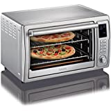 KRUPS,Deluxe Convection Toaster Oven, Stainless Steel - 22.80 x 18.70 x 15.50 Inches