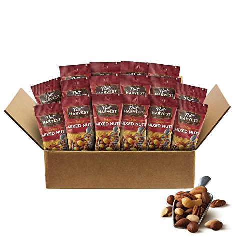 (Nut Harvest Deluxe Mixed Nuts,2.75 oz,16 Count)