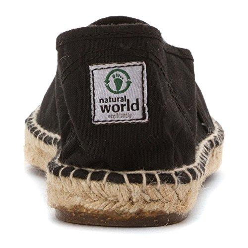 Naturlige Verdens Kvinder Camping Yute Sko Sneaker Casual Sko Sportssko Nye Sort 1n2FLG9