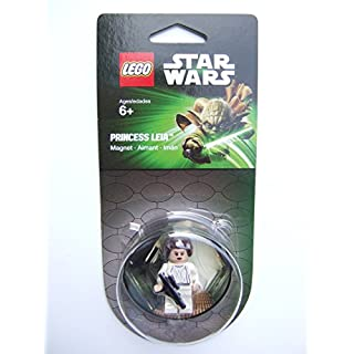 LEGO Star Wars Princess Leia Magnet