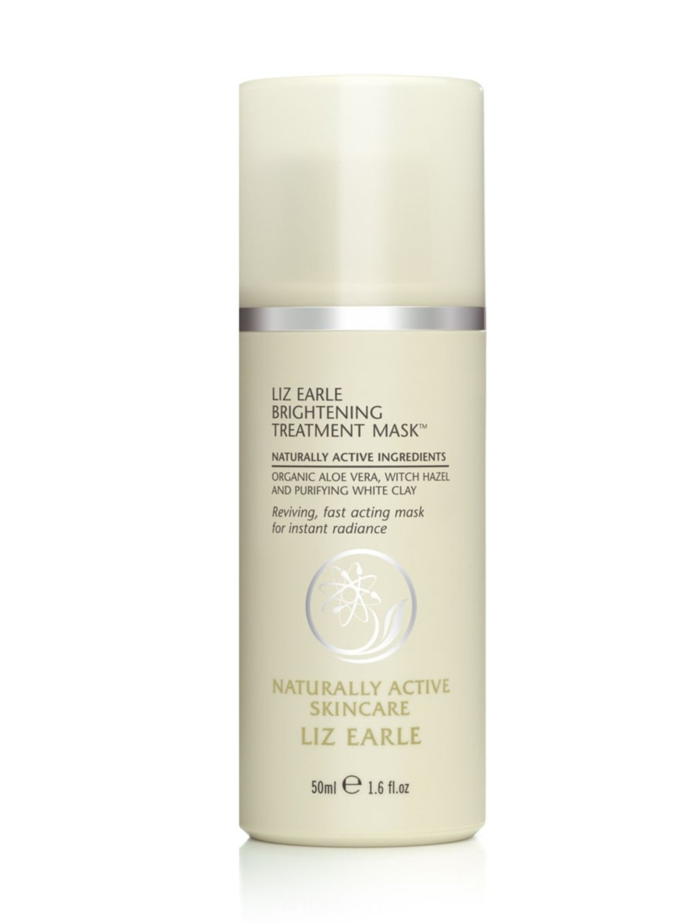 Liz Earle Brightening Treatment Mask 50ml Pump