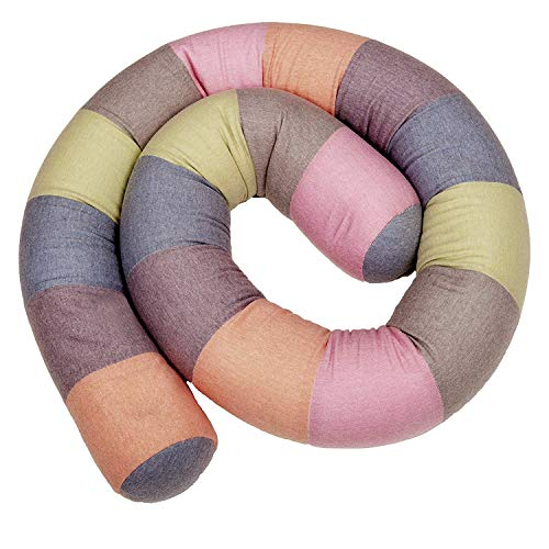 Crib Pillow (iOBaby Bumper Snake, 79