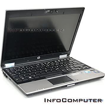 Portátil HP 2540p Elitebook Intel Core i7 L640 2,1GHz 4gb ram 250hdd dvdrw wifi