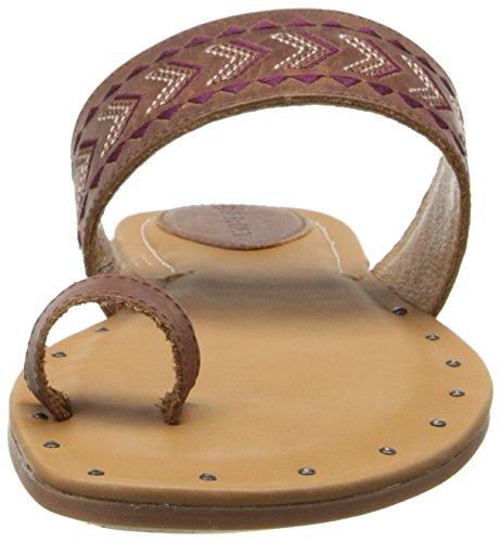 Ariat Womens Copper Creek Toe Ring Sandal Aged Amber JklaHqEGV8