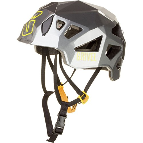 Grivel Stealth Climbing Helmet Titanium, One Size