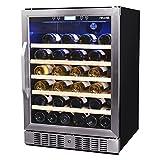 Appliances : NewAir AWR-520SB Wine Cooler