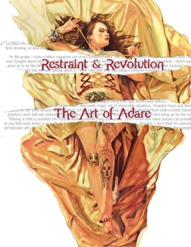 Restraint and Revolution: The Art of Adare