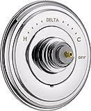 Delta T14097-LHP Cassidy MultiChoice 14 Series Valve Trim without Handle, Chrome