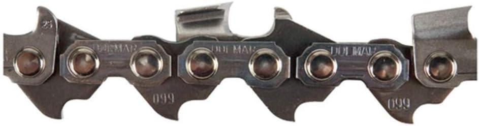 """Sägekette passend für Dolmar ES-152 A 30 cm 3//8/"""" 46 TG 1,3 mm Halbmeißel chain"""