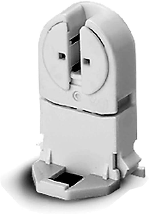 transparente Schutzfassung G5 16mm Leuchtstofflampe Ersatzfassung Feuchtraum