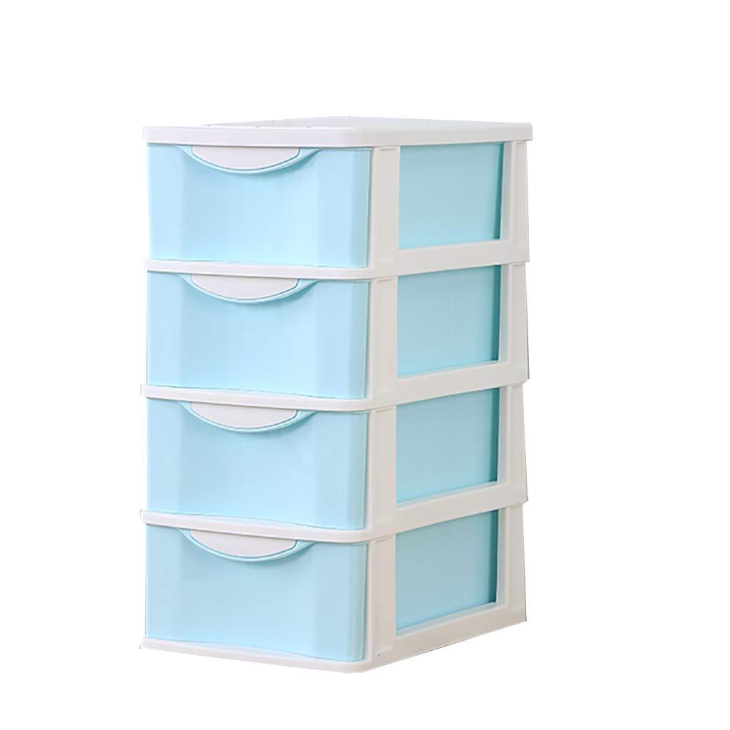 Amazon.com : File cabinets Plastic Desktop Locker File Box 2 ...