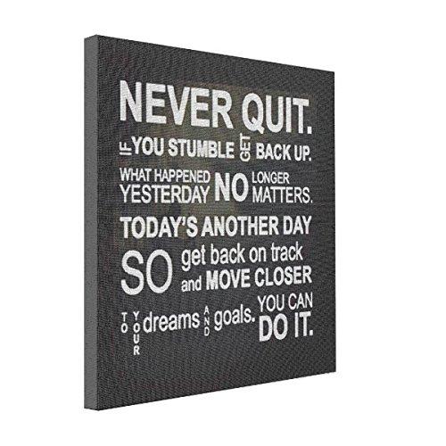 Sthamazing Motivational Words Canvas Wrap Prints Motivation Canvas Art Print