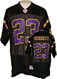 Minnesota Vikings Mens NFL Football Jersey Michael Bennett #23 Black