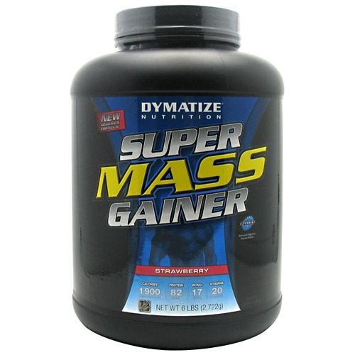 Dymatize Nutrition Super Mass ...