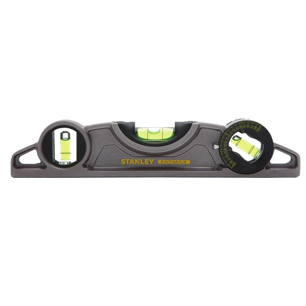 Stanley Tools FMHT43610 9 Inch Cast Torpedo Level