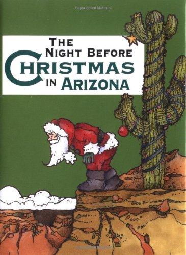 Night Before Christmas in Arizona, The ebook