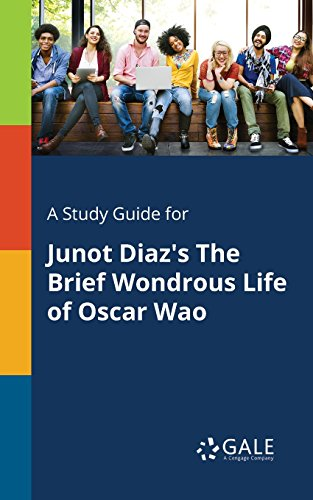 A Study Guide for Junot Diaz's
